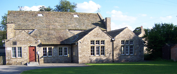 Rear of Village Hall